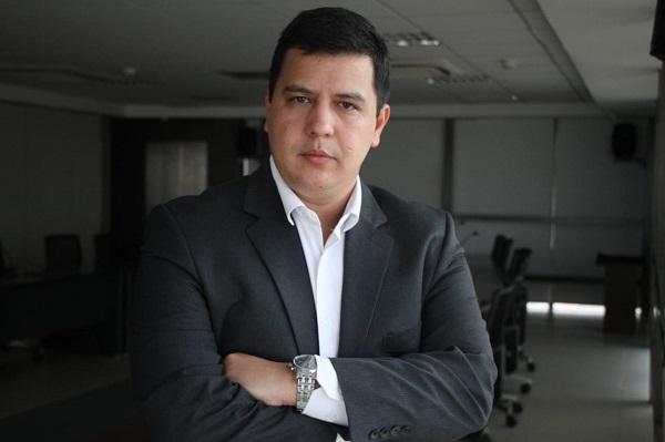 Cezar Andrade, coordenador de Economia da Fiepe