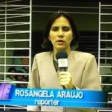 Jornalista mulher com mais tempo na apresentação dos jornais da TV Asa Branca relembra trajetória