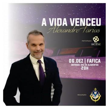 Jornalista Alexandre Farias, traz para Caruaru a palestra