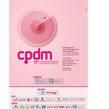 Campanha de Prevenção das Doenças de Mama é realizada pela Acic e Centro de Diagnósticos Manoel Florêncio