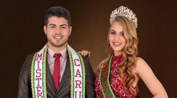 Inscrições para o Miss e Mister Caruaru 2022 estão abertas