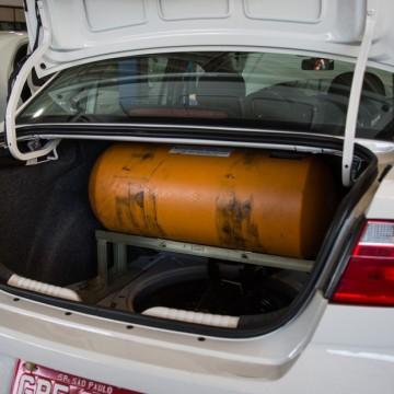 Número de veículos movidos a gás natural aumenta em Pernambuco
