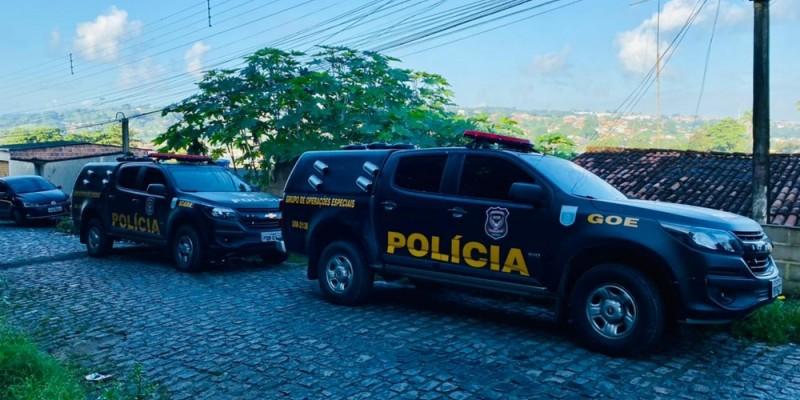 A ação teve  mandados expedidos para os estados do Acre, Mato Grosso, Mato Grosso do Sul e Rio Grande do Norte