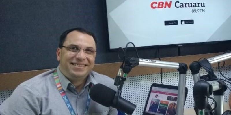 Saúde e prevenção, economia em movimento, reportagem CBN, CBN Memória e o Jogo Limpo segundo tempo