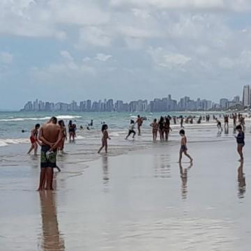 Após cenas de aglomerações nas praias, Estado quer mais rigor no cumprimento de medidas sanitárias