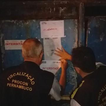 Procon-PE interdita Marina onde acontecia festa clandestina