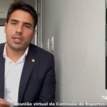 João Paulo Costa é reeleito à Presidência da Comissão de Esportes e Lazer da Alepe