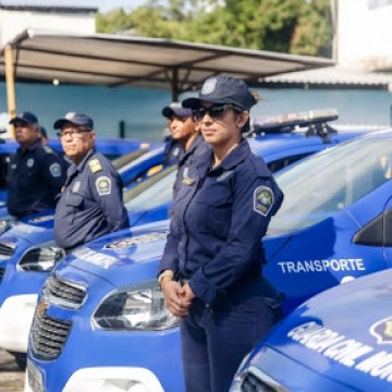 Guarda Civil Municipal do Recife reforçada no carnaval 2020