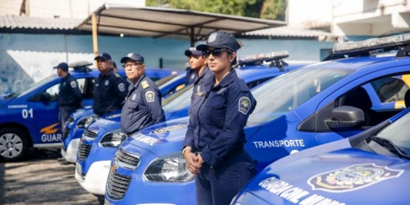 Ao todo a Guarda vai contar com 785 agentes, 260 a mais que no ano passado