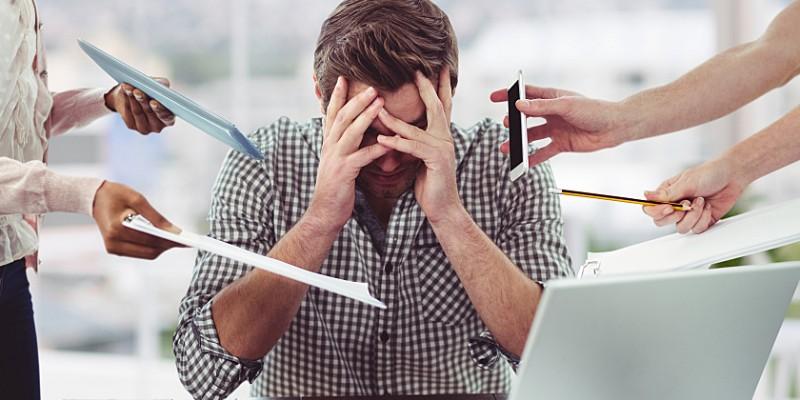 A síndrome está relacionada ao trabalho home office
