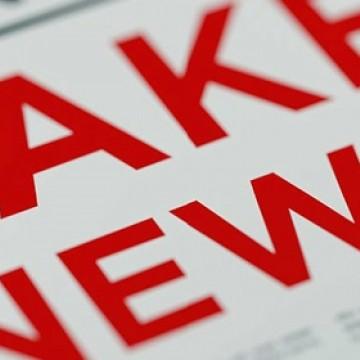 Alerta ligado sobre fake news nas eleições
