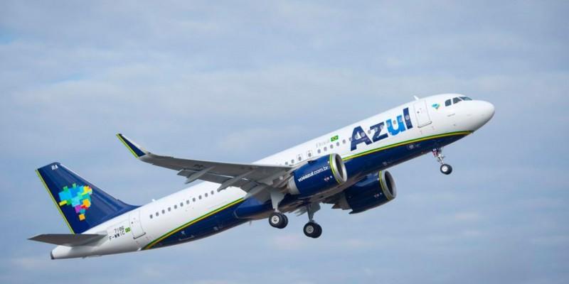 A nova rota será operada por uma aeronave ATR 72-600 com capacidade para 70 passageiros.