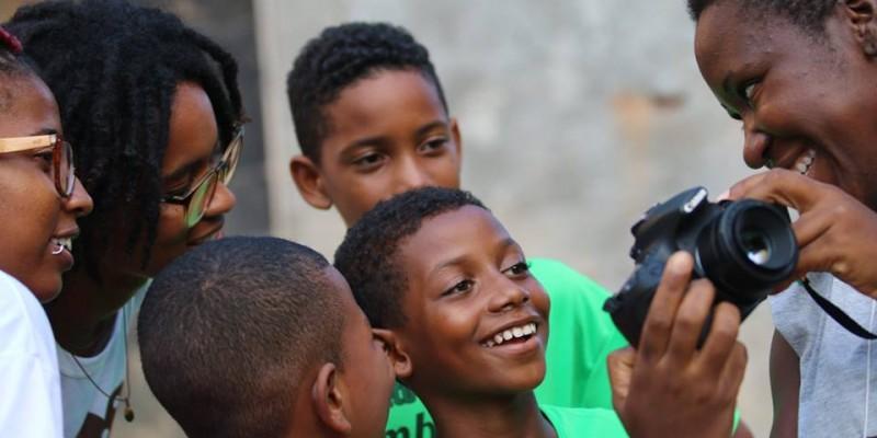 Evento apresenta, pela primeira vez, realizações audiovisuais de jovens