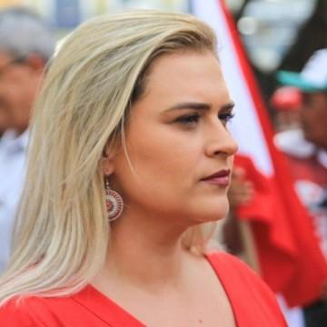 Último vice-presidente estadual do PT diz que nome de Marília Arraes não foi citado em reunião do partido
