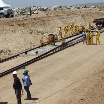Obras da Transnordestina devem ser retomadas em outubro