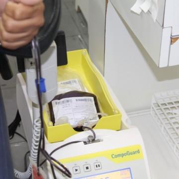 Hemope inicia campanha para doação de sangue no período junino