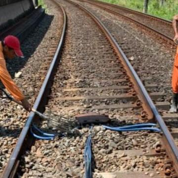 Roubos de cabos geram alto prejuízo ao Metrô do Recife