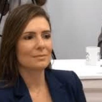 Delega Patrícia Domingos