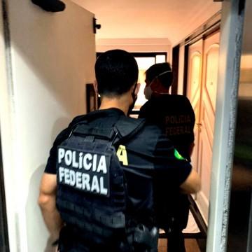 PF deflagra operação para desarticular grupo suspeito de falsificar documentos da ABIN, para conseguir porte de arma