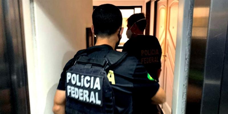 As ordens judiciais foram expedidas pela 36ª vara federal de PE e foram cumpridas em endereços do município de Escada e do Recife
