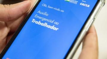 Caixa paga nova parcela do auxílio emergencial