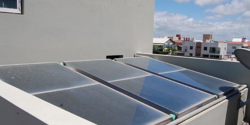 Enxugamento pode vir do uso da energia solar em prédios públicos