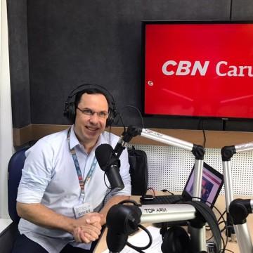 CBN Total segunda-feira 06/04/2020