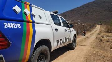 Dois homens foram assassinados na zona rural de Caruaru
