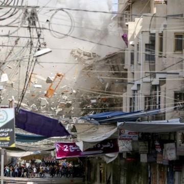 Israel e Hamas acertam trégua em Gaza
