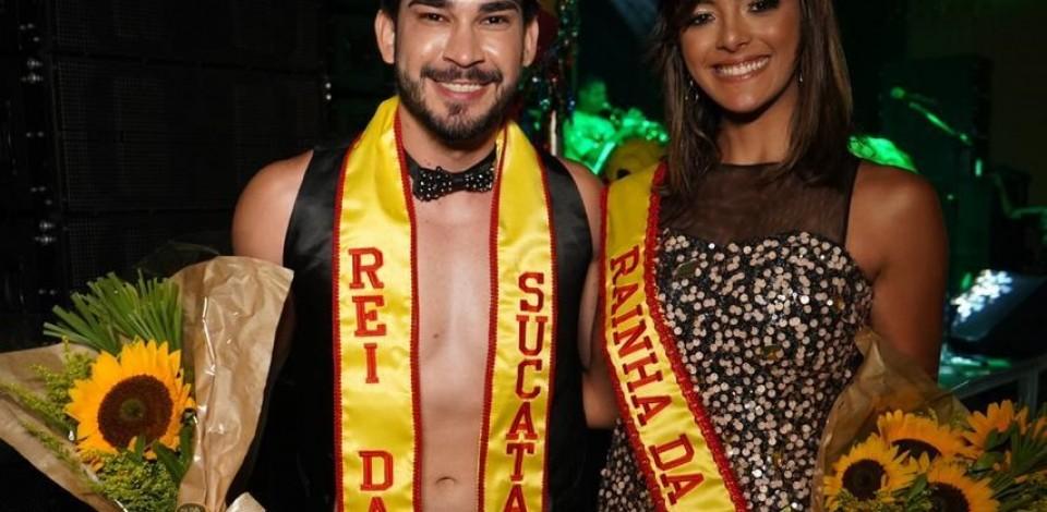 Renato Alves e Milena Lagos: Rei e Rainha da Sucata 2020