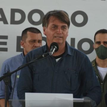 Bolsonaro diz que Auxílio Emergencial 'vai ser até dezembro'