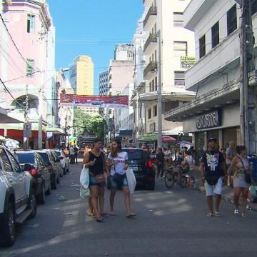 Comércio do Recife está otimista com a chegada do Dia dos Pais