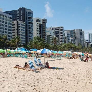 Mesmo com o cancelamento do Carnaval em Pernambuco, a ocupação hoteleira chegou a 55,64% da capacidade
