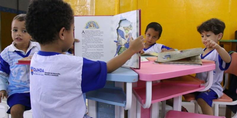 A cidade está no topo do ranking de aportes no Ensino Infantil e Fundamental, além da qualificação técnica