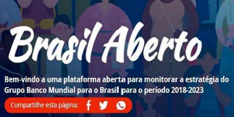 Ferramenta informará sobre ações da instituição no país de 2018 a 2023