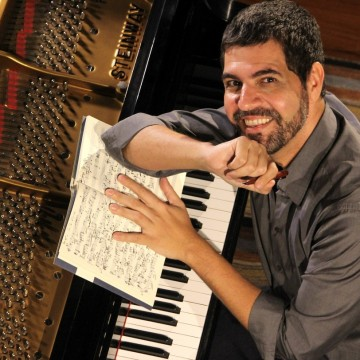 Entrevista   André Mehmari, pianista e compositor :