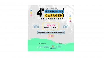 Agrestina será palco do 4° Festival de Bandas de Garagem neste fim de semana