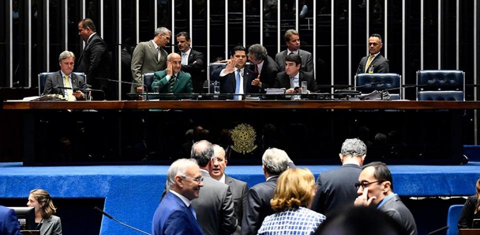Senado aprova reforma da carreira e da Previdência dos militares