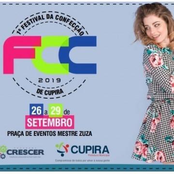 Festival da Confecção será realizado na cidade de Cupira e reúne produtores e fornecedores no 4º maior polo de confecção do Agreste
