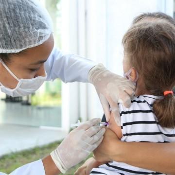PE inicia campanha de multivacinação para crianças e adolescentes nesta segunda (5)