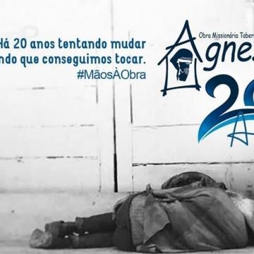 Com 20 anos obra missionária reforça ajuda a moradores de rua em Caruaru durante pandemia