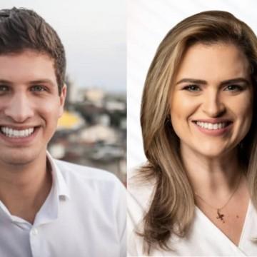 DataFolha aponta empate no 2° turno, entre João Campos e Marília Arraes