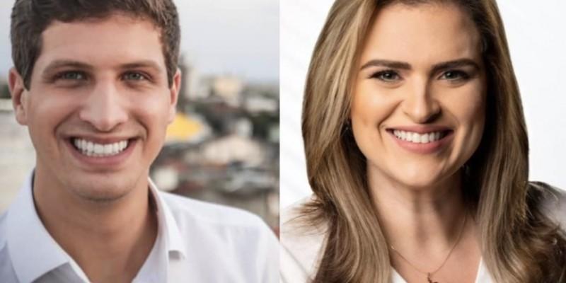 Nos votos totais, incluindo brancos, nulos e indecisos, João Campos tem 42% e Marília Arraes, 42%. Margem de erro é de dois pontos percentuais para mais ou para menos