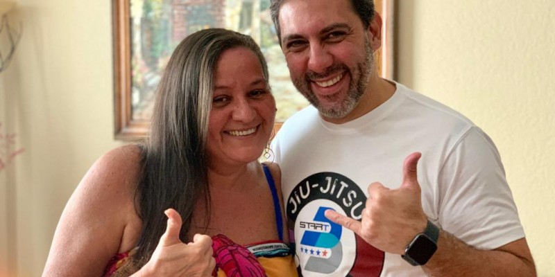 Morando há 30 anos nos EUA, Ivanara tem sido exemplo de superação para muitos brasileiros