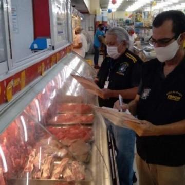 Pesquisa do Procon-PE aponta diferença de 167% nos preços de carne