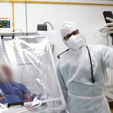 Projeto obriga hospitais a promover videochamadas entre pacientes com Covid-19 e familiares