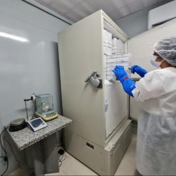 UFPE disponibiliza ultrafreezers e infraestrutura para armazenar vacinas