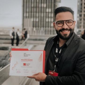 Pernambucano é eleito pelo MIT um dos jovens mais promissores da América Latina