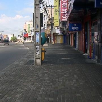Comércios de Caruaru e de outras 84 cidades pernambucanas permanecerão fechados
