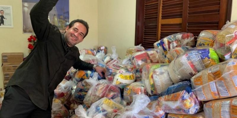 Ação é idealizada pelo padre Arlindo Júnior, de Tamandaré, cidade do Litoral Sul de Pernambuco